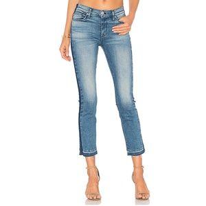 Hudson Tilda Midrise Crop Jean Impulse Size 30